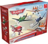 Disney Pixar Planes 4-in-1 Shaped Jigsaw Puzzles